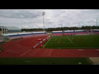 Мордовия - Лучь-Энергия первый тайм