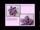 Мастер класс на мотив ирландского кружева Элегия irish lace crochet