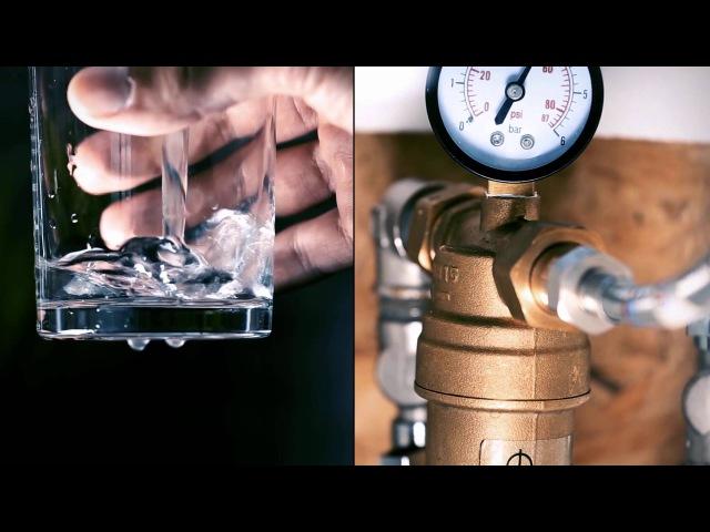 Фильтр для воды Фибос - новая система очистки