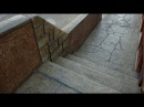 Парапет и террасная дорожка Декоративный бетон