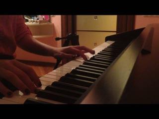 Грустная мелодия (OST Лестница в небеса) (piano cover)