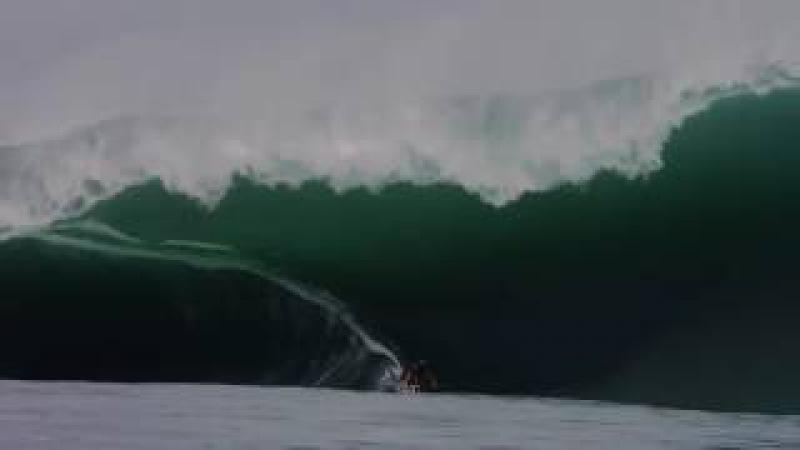 самые большие волны за всю историю мира