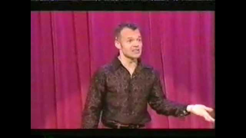 Heath Ledger Suede on V Graham Norton Nov 13 2002 Part 1/3