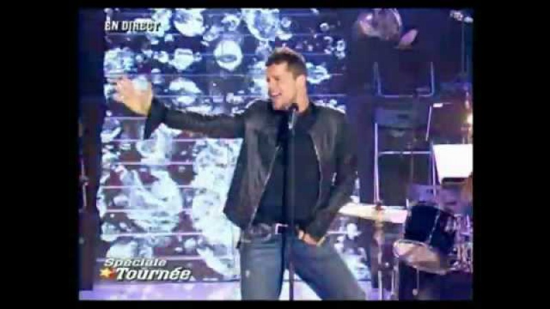 Ricky Martin - I Don't Care [Live at Star Academy]