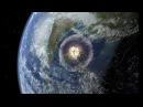 Встреча с астероидом. Земля после падения гигантской каменной глыбы.