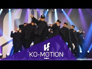 KO-MOTION | Hit The Floor Gatineau | ADULT 20+ | Highlights #HTF2016