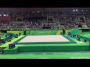 Aly Raisman - Floor Rio 2016 Olympic Games - Silver