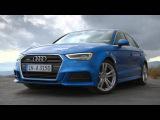 2016 Audi A3 Sedan facelift - Footage