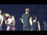 Justin Bieber - What Do You Mean, Baby, Prague 121116 (Purpose Tour)