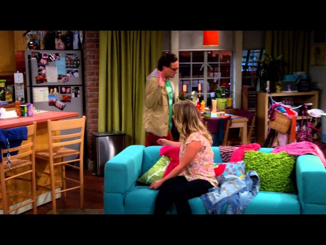 The Big Bang Theory Penny and Leonard's Proposal S07E23 HD