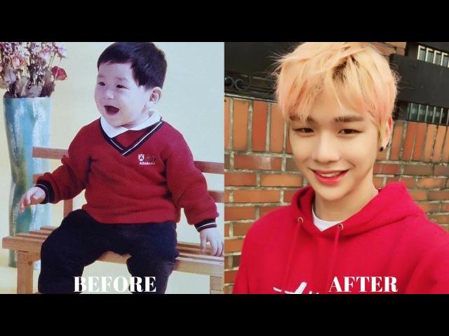 [워너원] Wanna One Before And After