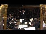 Dudamel plays the Bacchanale by Saint Saens