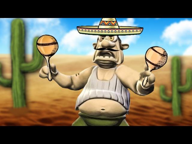 СОСЕД В МЕКСИКЕ - КАК ДОСТАТЬ СОСЕДА 2 | КАК ДОСТАТЬ СОСЕДА ЗА 5 МИНУТ | HELLO NEIGHBOUR 2D
