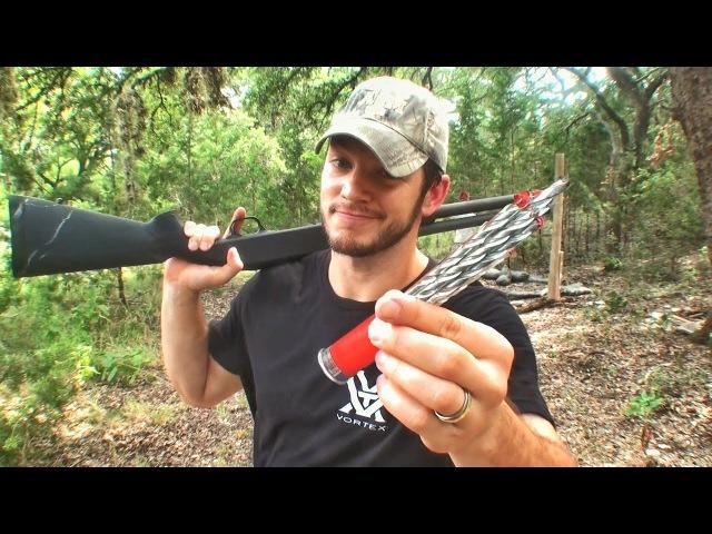 Стреляем свёрлами из ружья! | Разрушительное ранчо | Перевод Zёбры