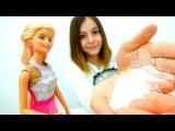 Лайфхак #Барби: СКРАБ для РУК 👐Уход за руками вместе с Викой #лучшиеподружки