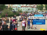 Nickelback - How You Remind Me (Rocknmob Samara #2)