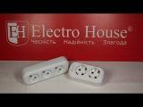 Обзор колодок на 2 и 3 гнезда серии Garant ElectroHouse