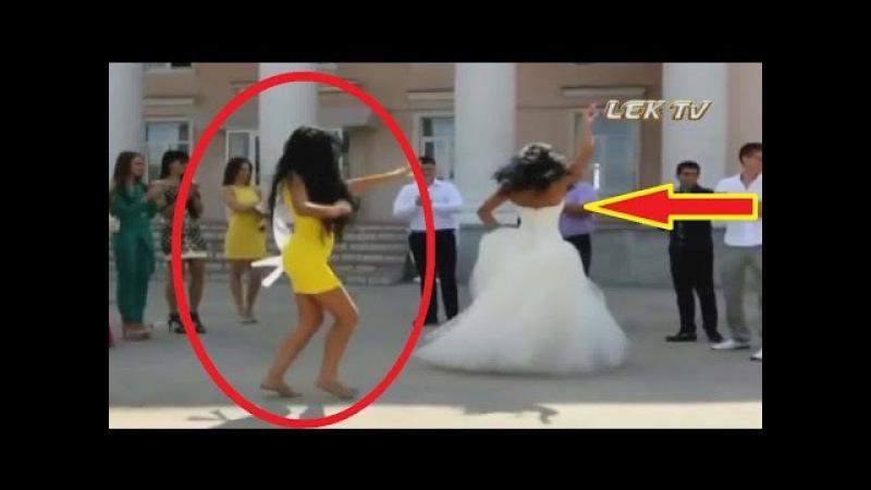 Девушки Красиво Танцуют Лезгинку 2017. INTERESTING AND FUNNY VIDEOS