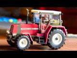 Трактор Павлик - Машинки для детей   Детские видео - Мультфильмы про машинки