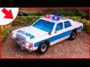 Мультики про машинки. Полицейская машина. Развивающие Видео для детей. Все Серии Подряд