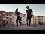 Amazing Couple#2 | ShuffleDance#2 | Song(Cat Dealers - your body) SUBSCRIBETE!!