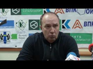 Пресс-конференция О.Чубинского и Е. Ерахтина