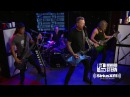 Metallica Sad but True Live on the Howard Stern Show