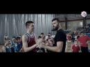 Мастер класс Артёма Левина, тайский бокс, Калининград, 2017