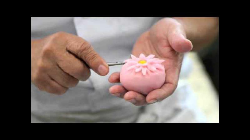 How to make wagashi