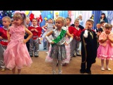 Детский сад Н.Г 2015 танец Новый год