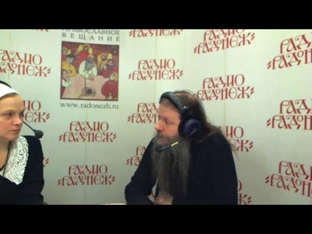 Артемий Владимиров: Столетие революции. Эфир на радио Радонеж от 16.03.2017.