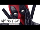 Uptown Funk Marvel Universe