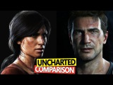 Uncharted 4: A Thiefs End & Uncharted: The Lost Legacy Comparison |PS4 Pro|No Commentary|