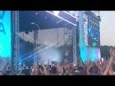 L'ONE завершил выступление треком Linkin Park Numb на Viva Braslav 2017