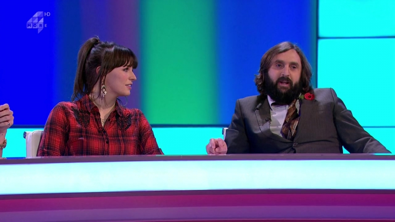 8 Out of 10 Cats 19x01 - Joe Wilkinson, Jayde Adams, Jamie Laing, Paisley Billings