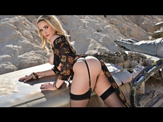 Mia Malkova in I Have a Wife / Blonde Cumshots Naughty AmericaI Stockings