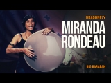 Woman in percussion: Miranda Rondeau -Dragonfly