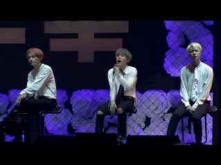 Bts live on stage_ epilogue concert - outro_ love is not over