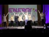 Группа по современным танцам от 13 лет, хореограф Наталья Рыбакова. Номер