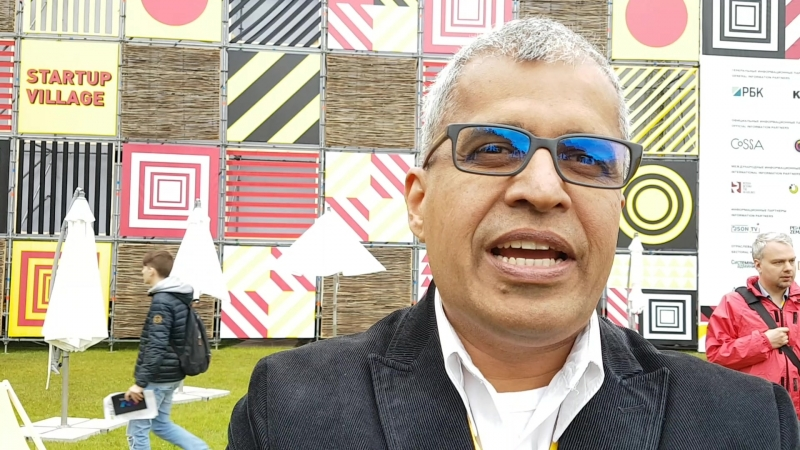 Манжу Бансал - вице-президент и международный руководитель концерна SAP Startup Focus.
