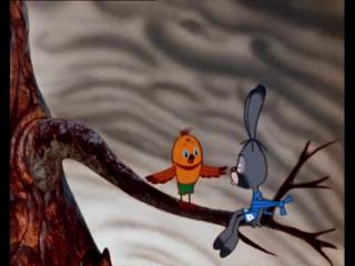 Мультики  Зайчонок и муха советские мультфильмы для детей
