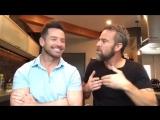 JR Bourne and Ian Bohen Facebook QA - 2017-01-14