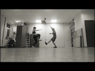GRANDES Dancehall | Anna Vazanova & Julian Hock | Студия Танцев GRANDES
