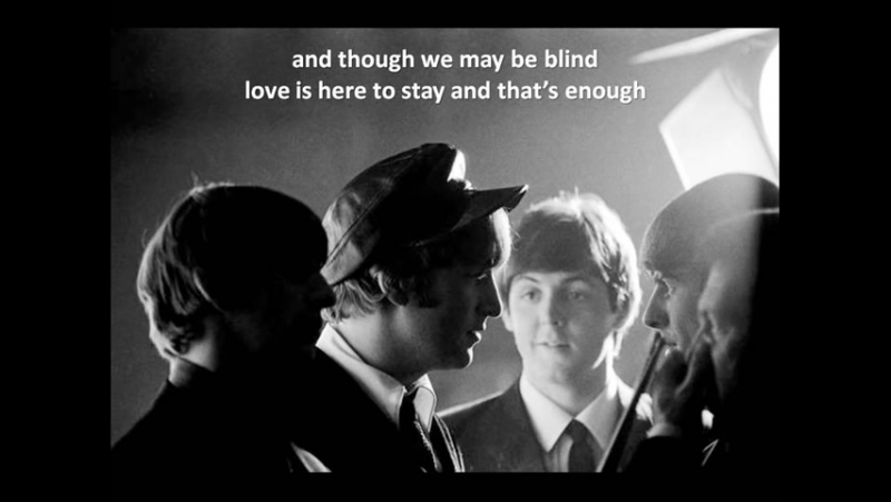 The Beatles - Things We Said Today