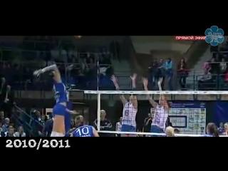 Легенда мирового волейбола Екатерина Гамова-The legend of volleyball Ekaterina Gamova