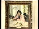 111-Валентин Серов - Девочка с персиками