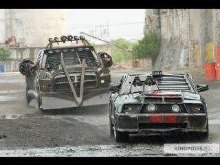 Смертельная гонка 2 / Death Race 2  [vk.com/KinoGonki] фильм про гонки