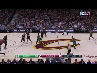 Cleveland Cavaliers-Boston Celtics on Quicken Loans Arena 29.12.2016