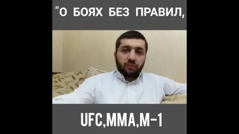 Разрешается ли в исламе бои без правил_ Такие как ufs,mma,m-1 - YouTube [360p]