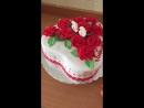 Торт для любимой мамочке и бабушке